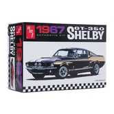 1967 Shelby GT-350 Authentic Model Kit